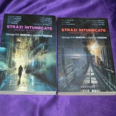 Strazi intunecate antologie urban fantasy George Martin Gardner Dozois vol 1-2, Nemira