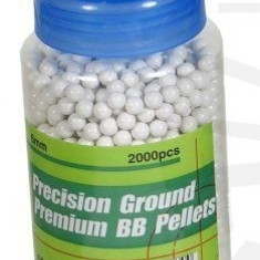 Bile Extreme Precision 0, 20g 2000 buc [UHC] - Bile Airsoft