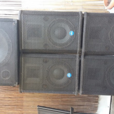 Sistem audio profesional.