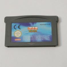 Joc Nintendo Gameboy Advance - Sudoku Fever - Jocuri Game Boy, Actiune, Toate varstele, Single player