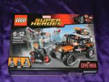 Lego 76050 Marvel Super Heroes Crossbones Hazard Heist. Nou