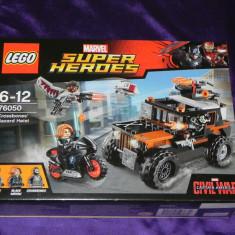 Lego 76050 Marvel Super Heroes Crossbones Hazard Heist. Nou - LEGO Marvel Super Heroes