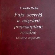 Fata secreta a miscarii prepasoptiste romane. Unitatea nationala - Carte masonerie