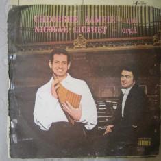 Vinil gheorghe zamfir - Muzica Populara Altele