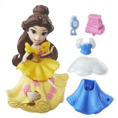 Figurina Disney Little Kingdom Printesa Belle - Figurina Povesti Hasbro