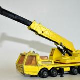 Macheta Matchbox Superkings  Hercules Mobile k-113 crane