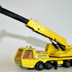 Macheta Matchbox Superkings Hercules Mobile k-113 crane - Macheta auto Alta, 1:55