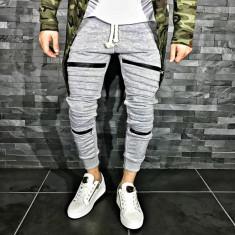 Pantaloni barbati 008 Light Grey