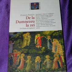 De la Dumnezeu la zei - Etienne Perrot psihologie jungiana (f5051 - Carte Psihologie