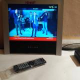 TV LCD 15 INCH ALIMENTARE 12V AUTO TEVION LCD1507ID + TELECOMANDA SIGILATA