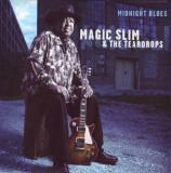 MAGIC SLIM & THE TEARDROPS - MIDNIGH BLUES, 2008
