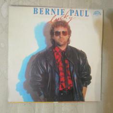 Vinil bernie paul lucky - Muzica Pop Altele
