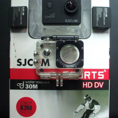 SJCAM SJ4000 WiFi Action Camera Originala ! - Camera Video Actiune