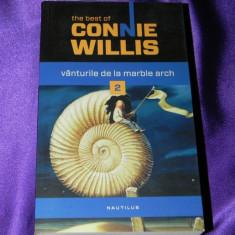 Connie Willis - Vanturile de la Marble Arch vol 2 povestiri hugo, nebula (f5036, Nemira