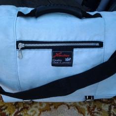 Hartan Racer, geanta multifunctionala carucior - Carucior Gemeni, Albastru