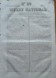 Muzeu national ; gazeta literara si industriala , nr. 29 , 1836