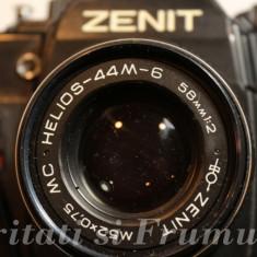 APARAT FOTO CU FILM ZENIT 122 - Aparate Foto cu Film