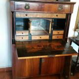 SECRETAIRE - BIEDERMEIER - ANII 1850 - Piesa de mobilier ( scrin , birou )