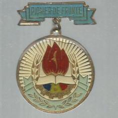 INSIGNA PIONIERI - PIONIER DE FRUNTE