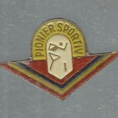 INSIGNA PIONIERI - PIONIER SPORTIV I