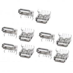 Mufa USB mama female pentru placi PCB