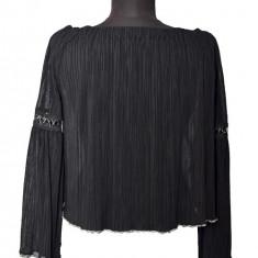 Bluza dama plisata