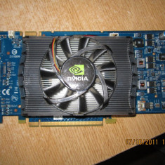 PLACA VIDEO ECS NVIDIA 9600 GT 512MB/256BITI DDR3 PERFECT FUNCTIONALA - Placa video PC NVIDIA, PCI Express