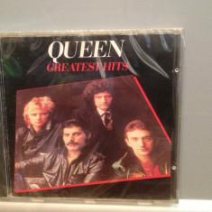 QUEEN - GREATEST HITS (1981/EMI REC/UK) - CD ORIGINAL/Sigilat/Nou - Muzica Rock emi records