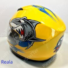 Casca protectie Moto - Scuter - Atv ( L ) - Casca moto, Marime: L