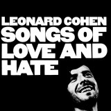 Leonard Cohen Songs Of Love And Hate LP 2016 (vinyl)