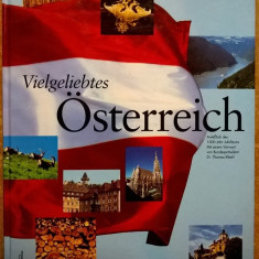 Vielgeliebtes Osterreich - Carte in germana