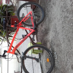 B Twin - Bicicleta BMX, 28 inch, Numar viteze: 18