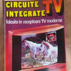 Circuite Tv Integrate Folosite In Receptoate Tv Moderne SILISTEANU BASOIU