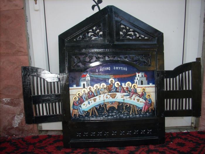 icoana bizantina foto mare