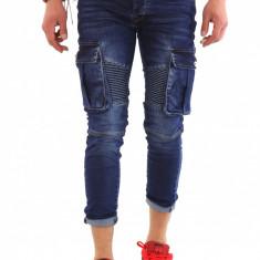 Blugi fashion - blugi barbati - blugi conici - COLECTIE NOUA - 7811H1, 31, 32, 33, 34