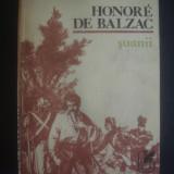 HONORE DE BALZAC - SUANII - Roman