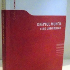 DREPTUL MUNCII, CURS UNIVERSITAR de IOAN CIOCHINA BARBU, 2012