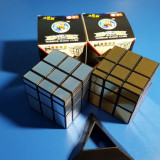 Cub Rubik 3x3x3 ShengShou Mirror Magic Cube 57mm - Jocuri Logica si inteligenta