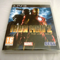 Iron Man 2, PS3, original, alte sute de jocuri! - Jocuri PS3 Activision, Actiune, 18+, Single player