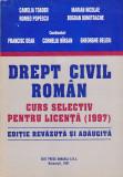 COLECTIV DE AUTORI - DREPT CIVIL ROMAN CURS SELECTIV PENTRU LICENTA 1997
