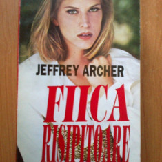 N6 Jeffrey Archer - Fiica Risipitoare - Carte de aventura