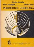 NICOLAE MITROFAN, S.A. - PSIHOLOGIE JUDICIARA