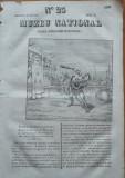 Muzeu national ; gazeta literara si industriala , nr. 25 , 1836 , gravura