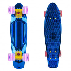 Penny board Worker Mirra 300 22'' cu roti iluminate - Skateboard