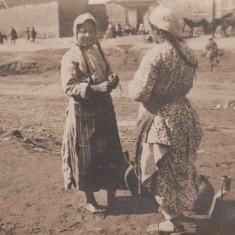 DOBROGEA, TURCOAICE, CIRCUL;ATA 1917 POSTA GERMANA - Carte Postala Dobrogea 1904-1918, Fotografie
