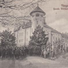 TARGOVISTE SCOALA MILITARA DE CAVALERIE ED. LIBBRARIA UNIVERSALA GH. STANESCU - Carte Postala Muntenia dupa 1918, Necirculata, Printata