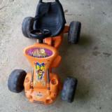 Masina minicart electric