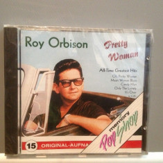 ROY ORBISON - GREATEST HITS (1989/CBS REC/HOLLAND) - CD ORIGINAL/Sigilat/Nou