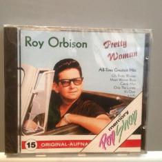 ROY ORBISON - GREATEST HITS (1989/CBS REC/HOLLAND) - CD ORIGINAL/Sigilat/Nou - Muzica Pop Columbia