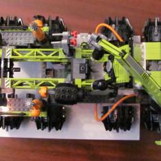 "AF - LEGO ""Power Miners"" 1 + 2, 10-14 ani"